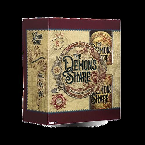 COFFRET DEMON'S SHARE 6ANS