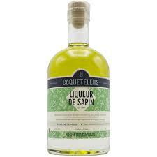 LIQUEUR DE SAPIN - COQUETELERS