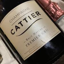 CHAMPAGNE CATTIER BRUT NATURE