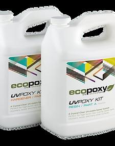 EcoPoxy UVPoxy - Multiple Sizes