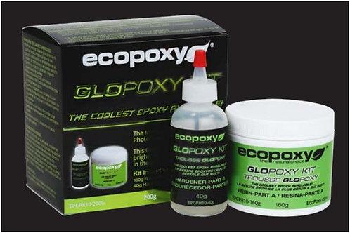 EcoPoxy GloPoxy Green 200g