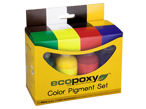 EcoPoxy - Color Pigment - Multiple Sizes