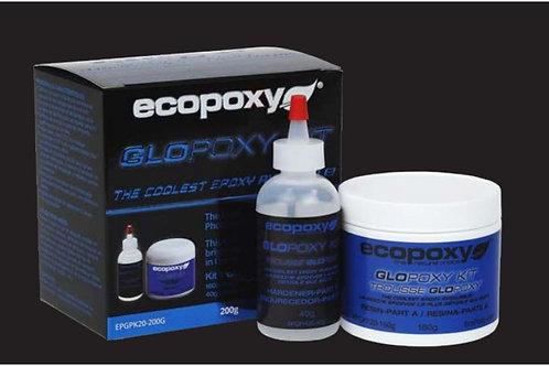 EcoPoxy GloPoxy Blue 200g