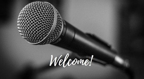 Private Vocal Lessons in Cochrane