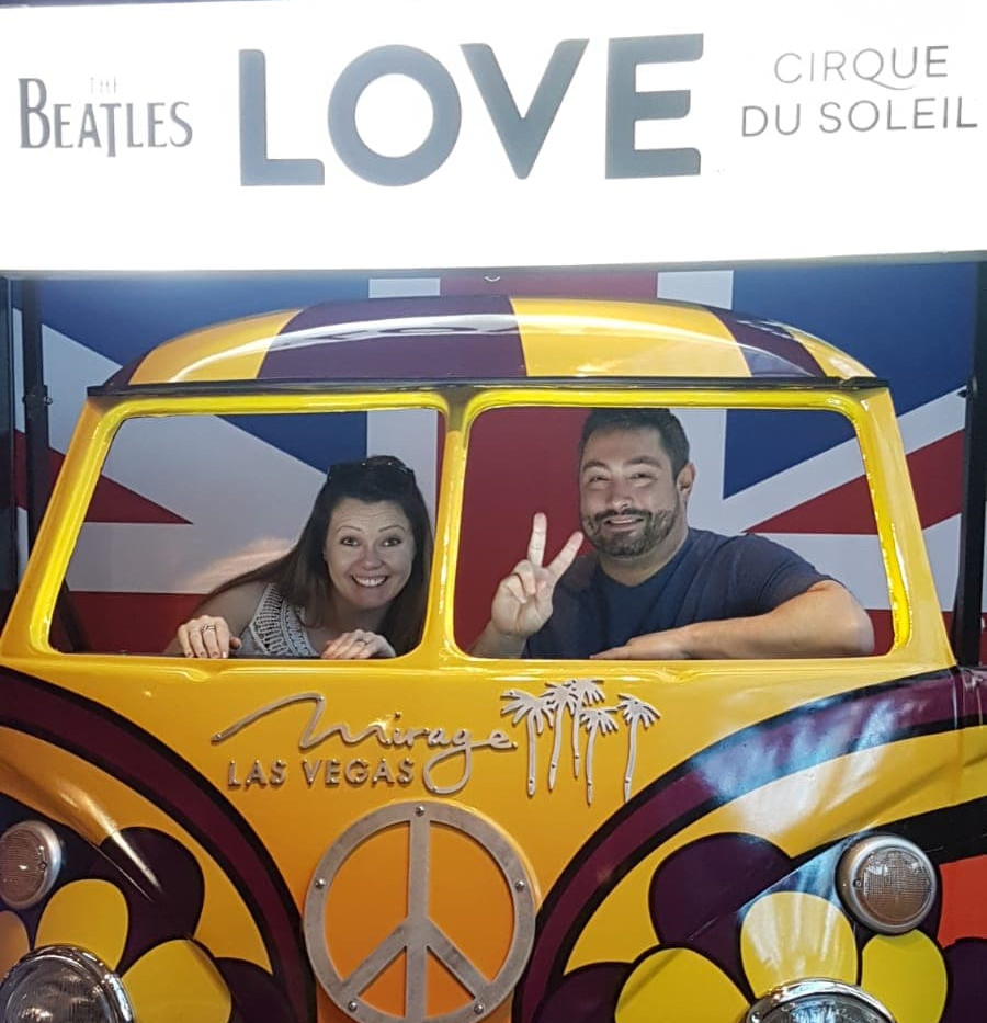 The Beatles Love Exhibit