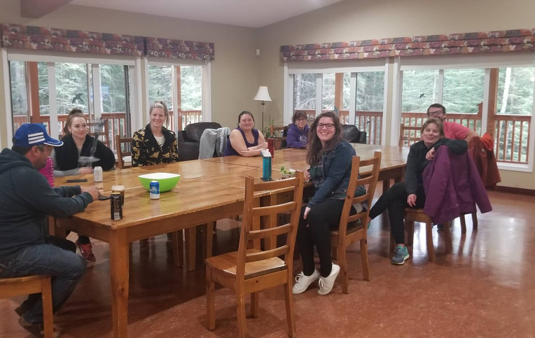 Making Friendships and building community