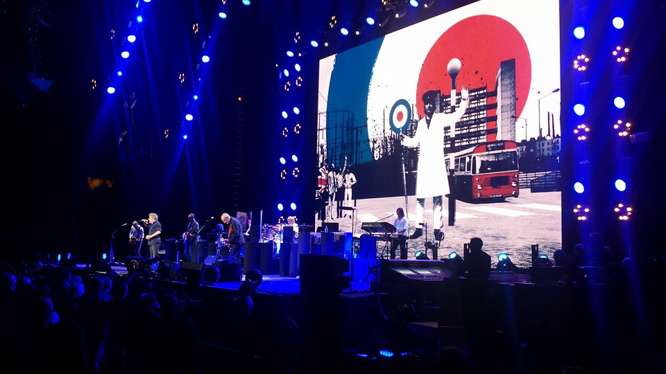 The Who on Stage