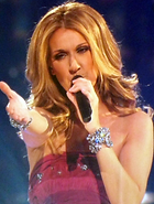 Celine Dion in Edmonton With Rockit Road Trips