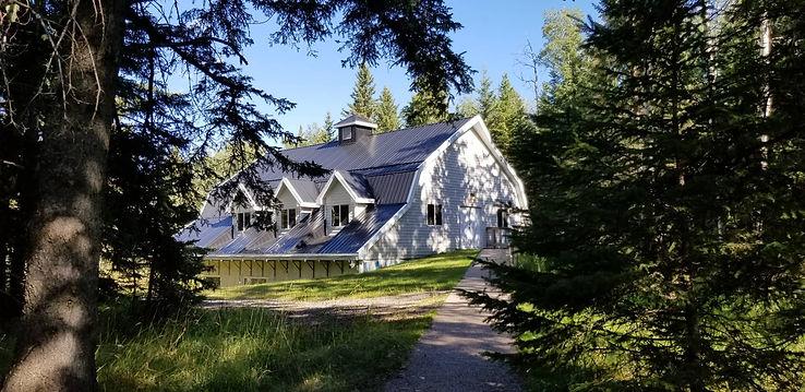 The Barn At the URSA Retreat Centre