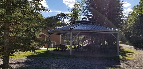 Campfires At URSA Retreat Centre