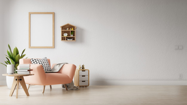 modern-living-room-with-empty-poster-wal