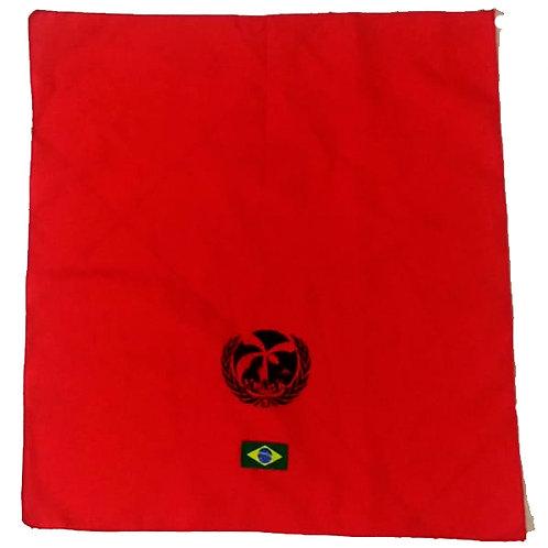 Pano Vermelho Personalizado Macaé Airsoft Clube