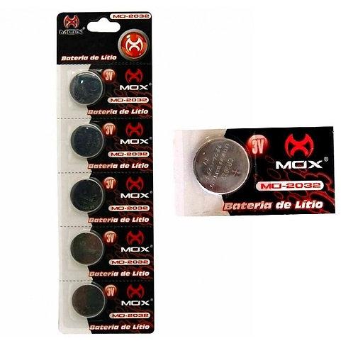 Bateria De Lítio Mo-2032 Para Red Dot Cr2032 3v
