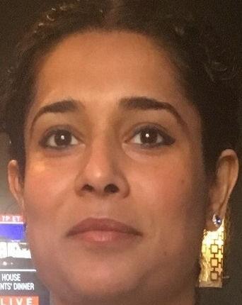 Breathe Meditation DC founder Mahalakshmi Mahadevan