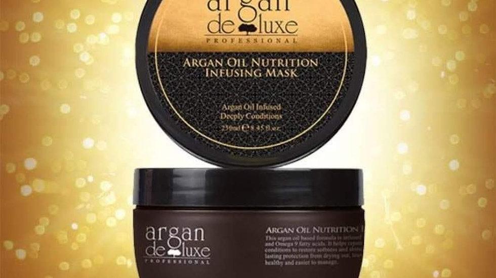 Argan de Luxe masque nutrition