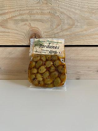 Olive à la sardane
