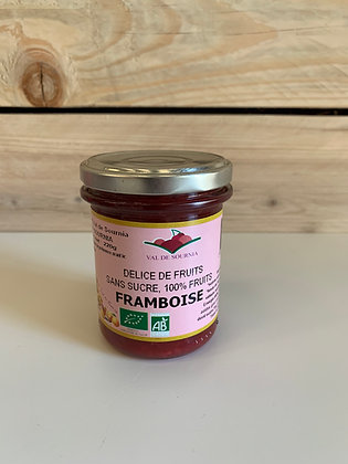 Délice de fruits Framboise