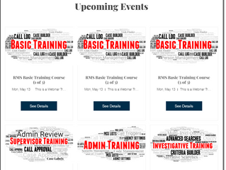 April 2019 Tips - Introducing In-Synch Events