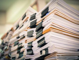 How to Alleviate the Paperwork Burden in Law Enforcement Agencies