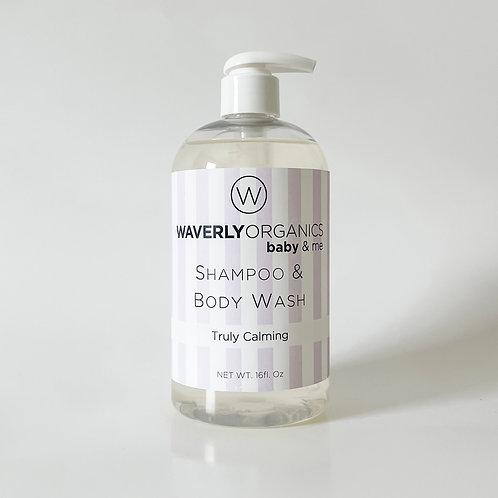 Shampoo & Body Wash - Truly Calming