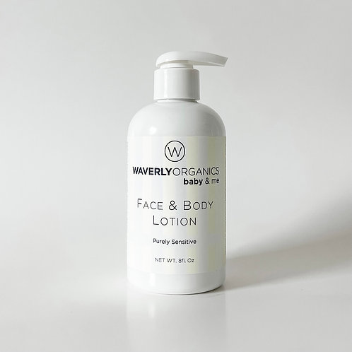 Face & Body Lotion - Purely Sensitive