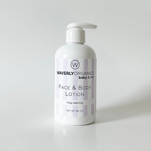 Face & Body Lotion - Truly Calming