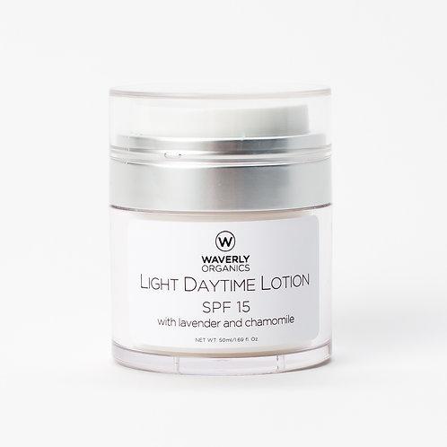 Light Daytime Lotion