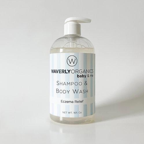 Shampoo & Body Wash - Eczema Relief