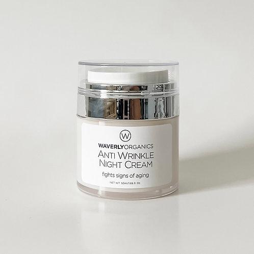 Anti Wrinkle Night Cream