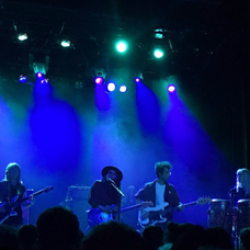 Irving Plaza w/ Frankie Rose opening for Warpaint