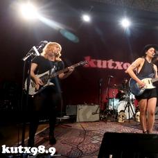 KUTX Austin TX w/ Frankie Rose