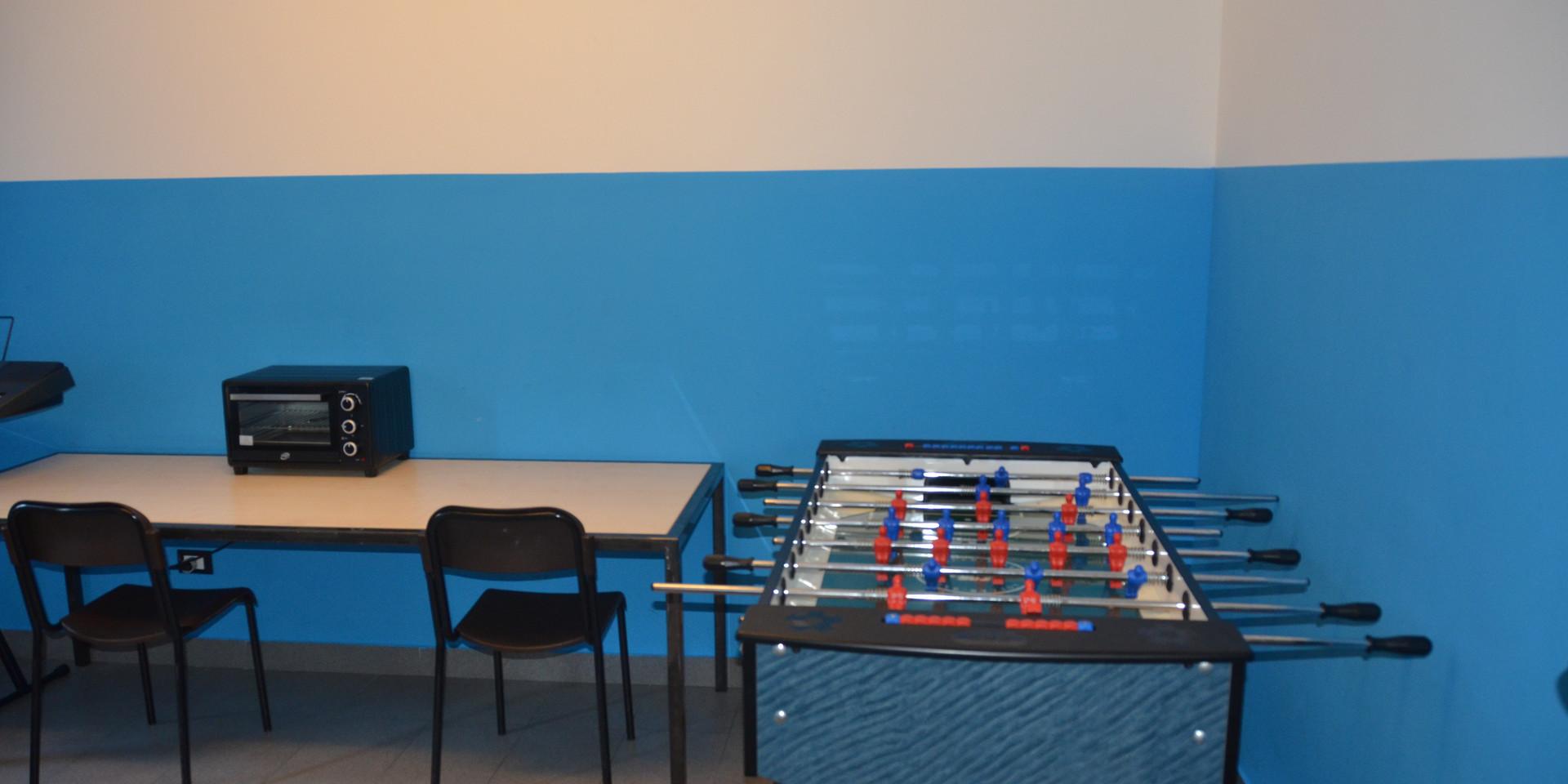 Aula azzurra