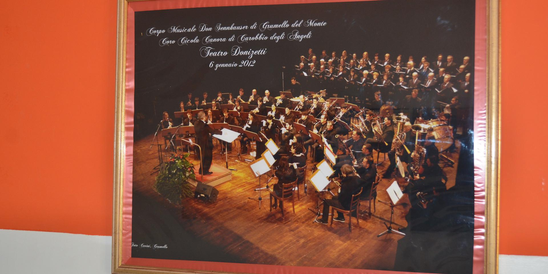 Concerto al Donizzetti