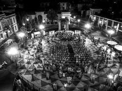 Foto concerto estivo a Grumello