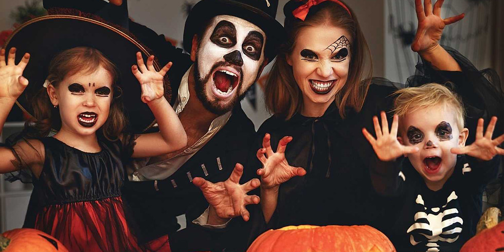Halloween Spectacular 30th Oct 12pm