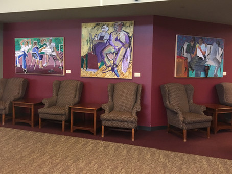 Fort Smith AR Regional Airport Commission Acquires 5 Charles K. Steiner Works for Permanent Display