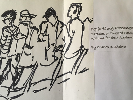 Sketchbook by Charles King Steiner Acquired and Digitized by the Brooklyn Art Library, Brooklyn, NY