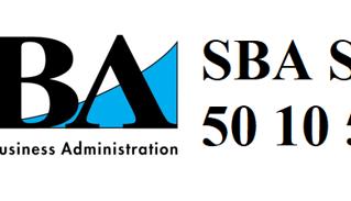 NEW SBA SOP 50 10 5 (J) Released - Updates Regarding Business Valuations