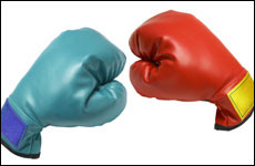 Four Ways to Fight with Your Spouse
