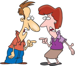 How to Argue with Your Spouse Without Solving Anything