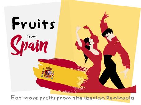 Arranca la Campaña de Marketing #fruitsfromspain para promocionar las frutas españolas en los países