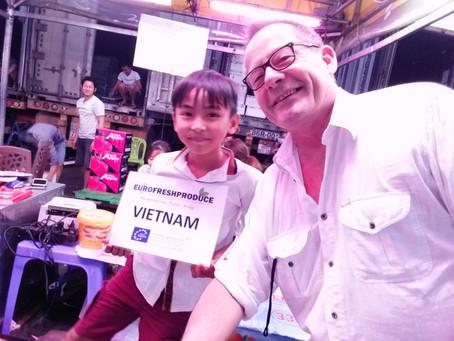 Vietnam.  La otra opción de venta en Asia