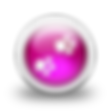 107000-3d-glossy-pink-orb-icon-animals-a