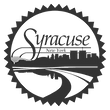 Syracuse City Seal BW.png