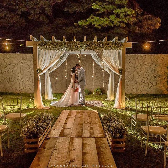 Mais uma desse casamento incrível ♥️