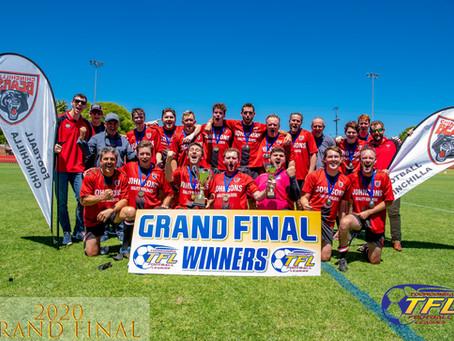 Bears Win means GF double glory