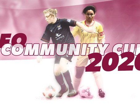 FQSW Community Cup Trials 23rd February