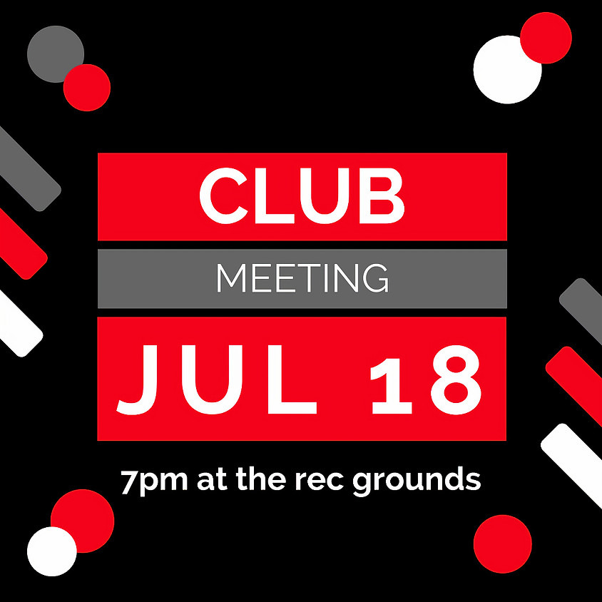 July Club Meeting