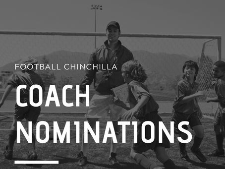 2021 Coach Nominations Now OPEN!