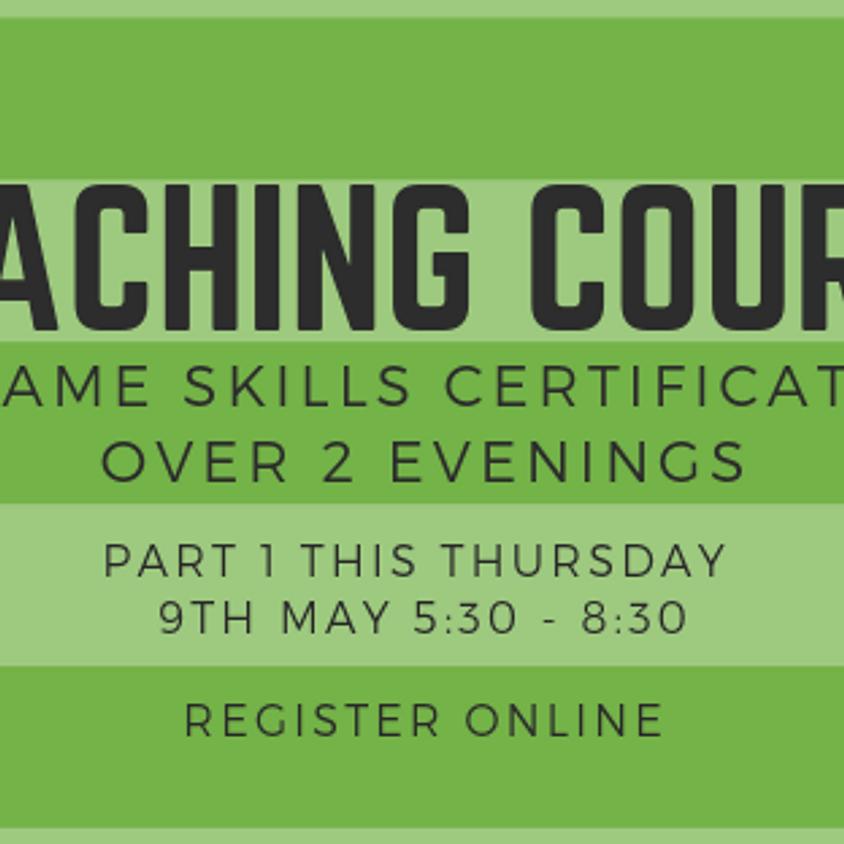 Skill Training Certificate